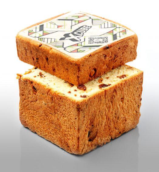 X-Cube® Noix (façon panettone)