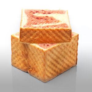 X-Cube® Fraise (façon panettone)