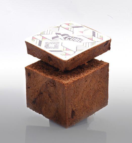 X-Cube® chocolat (façon panettone)