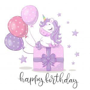 Chocolicorne – Happy Birthday